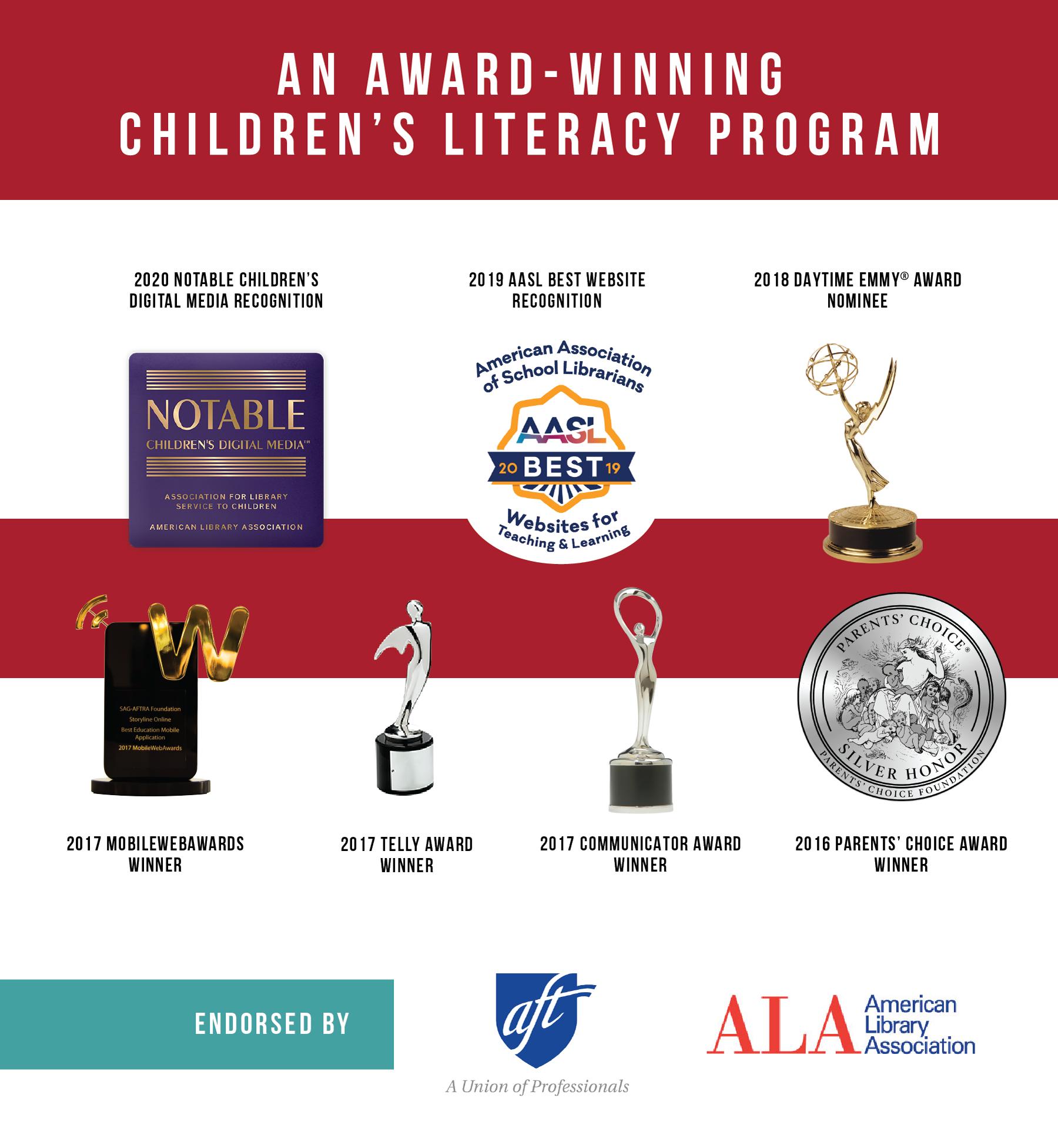 An Award-Winning Children's Literacy Program